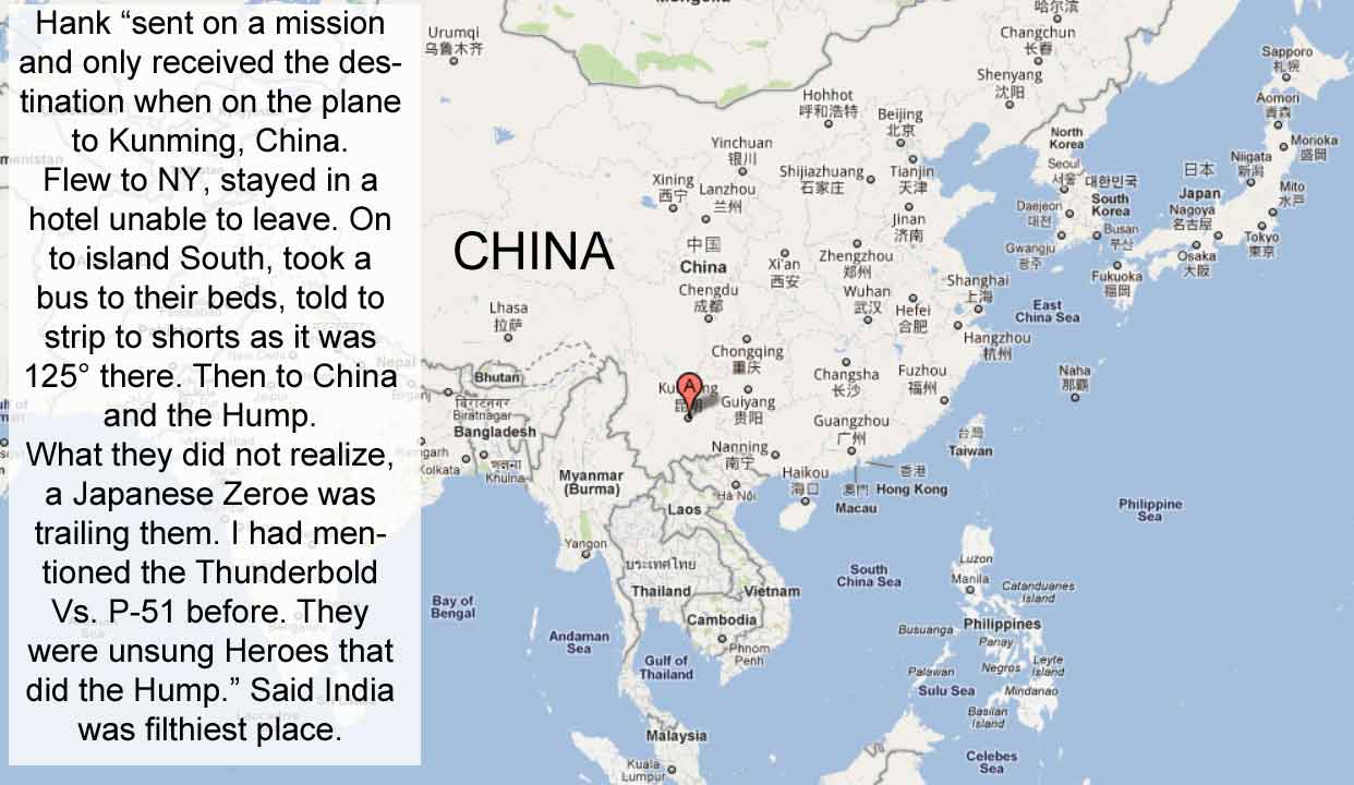 Meet our relatives henry christopherson china during wwii map from nelson gerrard gumiabroncs Gallery